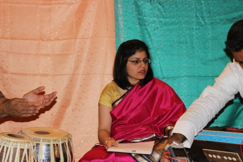 SIMA Student Presentation 2 - Asavari Thatte Pendharkar